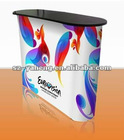 Portable-Straight PopUp Promotion Counter