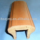 WPC mold for handrail