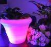 plastic flower pot