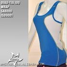 Ladies sports tank tops running wear