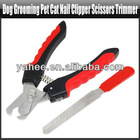Large Dog Grooming Pet Cat Nail Clipper Scissors Trimmer Nail Claws Paw Cutter Stylish, YFP140A