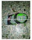 stock of 2012 hotsale LED & 100% leather boys sandals