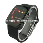 Promotion Fashion Silicone Led Watch