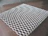 Aluminum stretch mesh/decorative materials