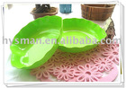 Plastic fruit tray