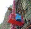 professional vertical construction hoist SC200