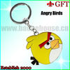 Yellow Bird keychain/custom keychain GFT-L253