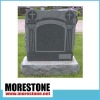 Rock Cut Sides and Base Funeral Grave Headstones