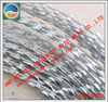 Factory!!!!! Cheap!!!! 500x500 Concentina razor barbed wire use in protecting of railway