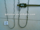 galvanized steel wire 20kn dead end clamp