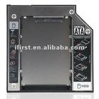 MacBook & PC SATA HHD HARD DRIVE REPLACE IDE / PATA DVD RW ODD CADDY BOX 9.5mm
