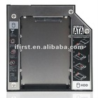 MacBook & PC SATA HHD HARD DRIVE REPLACE IDE / PATA DVD RW ODD CADDY BOX 9.5mm