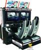 32inch INITIAL D4 car racing game machie