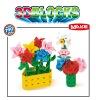 intelligence block of arrage flowers