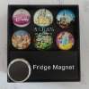 Lovely Crystal Fridge Magnet Craft Home Decoration