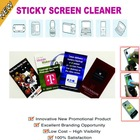 digi mates mobile sticky screen cleaner for Iphone