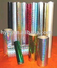 Laser Hot Stamping Foil for paper, plastic