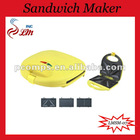 Yellow Outer Skin,Portable Sandwich Maker