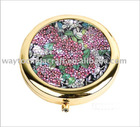 Mother of Pearl Loose Powder Case