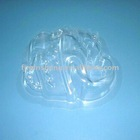 Transparent industrial PVC plastic packaging blister