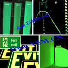 Glow in the dark film,emergency exit sign