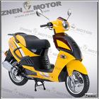 ZNEN MOTOR --F Goldfish (Patent Model, EEC, EPA, DOTl, 50 scooter)