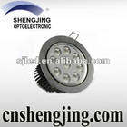 NO UV or IR radiation indoor LED Ceiling Downlight
