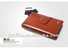 cow leather man wallet