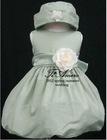 2012 Tiamero Elegant Sleeveless Flower Girl Dress TB-011