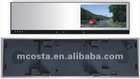 Wireless car rearview mirror with camera(CE/FCC/Rohs approved)