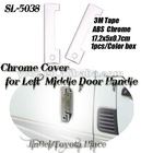 Chrome door handle cover for Hiace Toyota hiace body kits