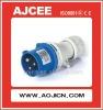 Industrial plug and socket , waterproof plug , electric plug