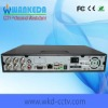 Waterproof cctv 4CH H.264 Standalone dvr with embedded linux at competitive price