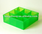 colour storage PP box
