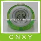 New water energy clocks