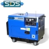 60hz 5kw single phase air cooled silent diesel generator