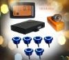 4 sensors colorful LCD display car parking sensor price car parking sensor system(NRD0058C4)