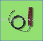 860-960/1710-2170MHz Dual Band Mobile Antenna with RG174 Cable(Antenna factory)