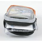 universal waterproof bike bicycle handlebar mobile phone cell phone smart phone holders dashboard mounts kit case
