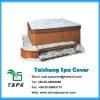 outdoor unti-snow spa cover,hot tub cover,whirlpool cover,bathtub cover