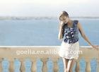 hot sale girl's mini skirt