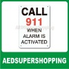 AED Signs/Decals/Posters,Pins/911 Reflective Address Signs