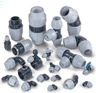 pp compression fittings' molds
