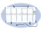 Carbon fiber energy efficient heater
