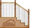 stair iron baluster