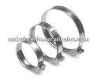 T bolt hose clamp, stainless steel hose clamp, hose clip