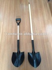 types of shovel