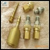 Precision CNC machining nozzle parts