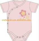 organic cotton baby clothes BC-BR0006
