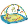 soft elegant with colorful printing baby activity mat